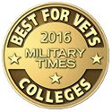 2016 Best for Vets logo