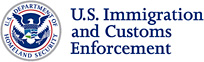 U.S. Immigration & Customs Enforcement logo