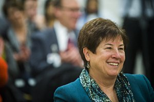 Sue Snyder, Michigan's first lady