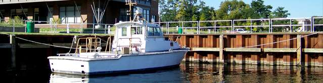 41 foot Utility Boat