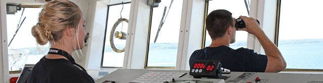 Academics : Deck Officer : Great Lakes Maritime Academy at